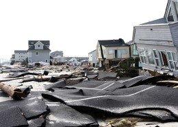 After Hurricane Sandy