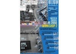 Delhi 2050_Workshop 1